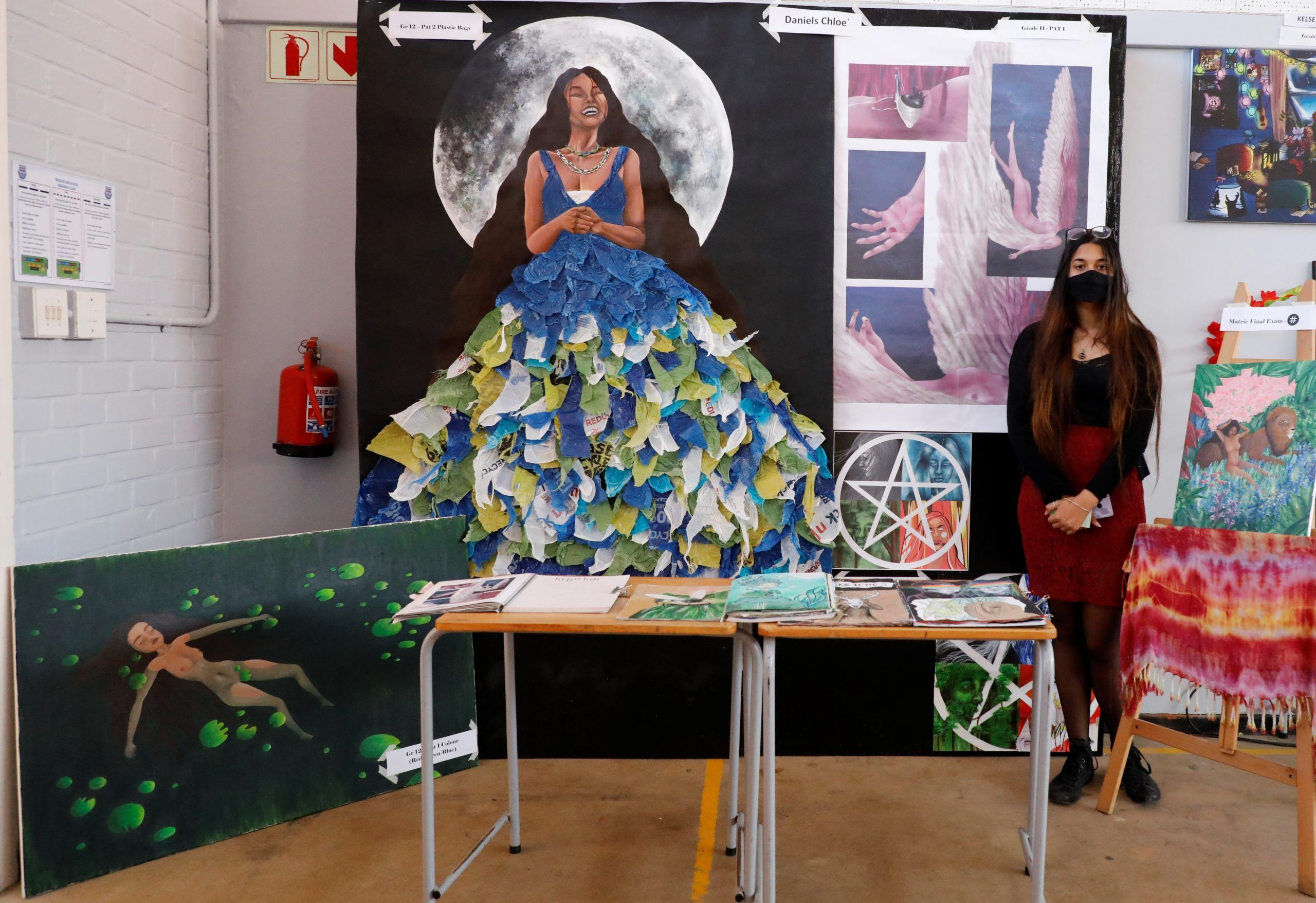 2020 Matric Art Exhibition