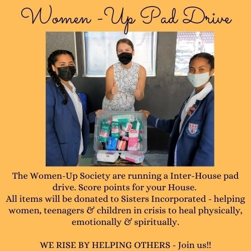 Women-Up Pad Drive