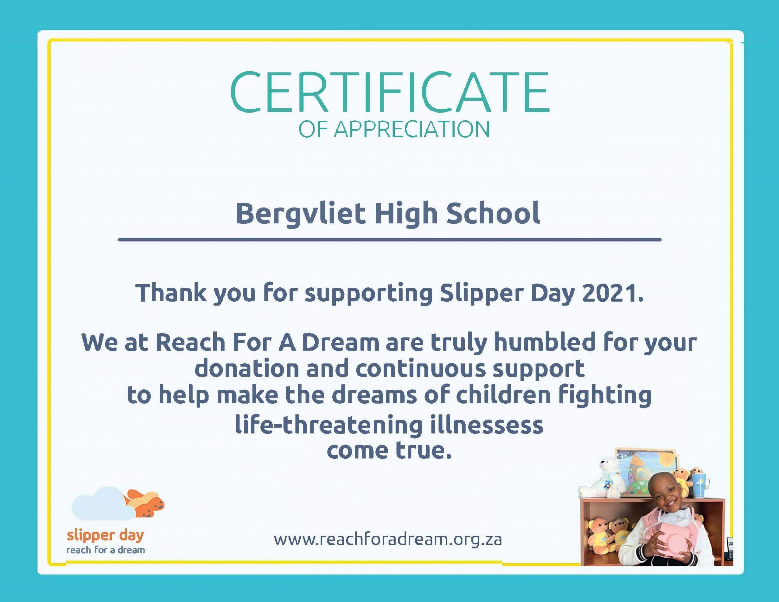 Slipper Day 2021
